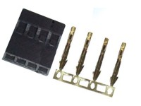 4 Way Terminal Housing and Terminals Kit